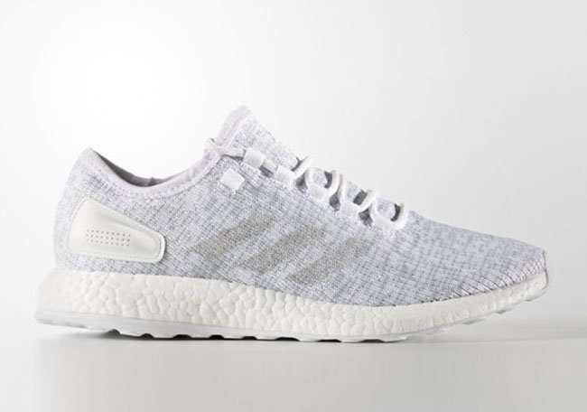 adidas Pure Boost Clear Grey