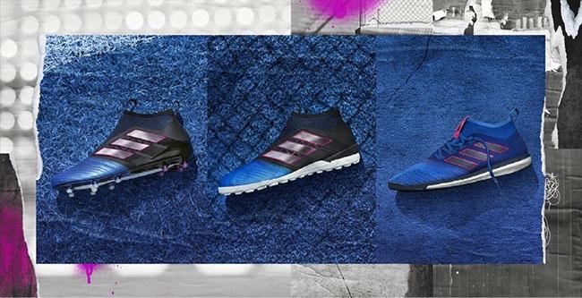 adidas Soccer Blue Blast Collection