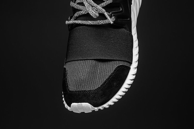 sale retailer d6858 c7c66 adidas Tubular Doom Black White