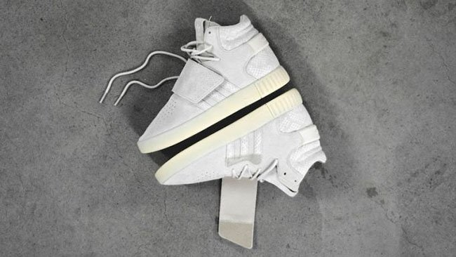 adidas Tubular Invader Strap Clear Brown