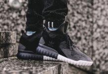 adidas Tubular X Primeknit Dark Grey