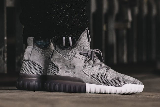 Adidas Tubular X White Grey