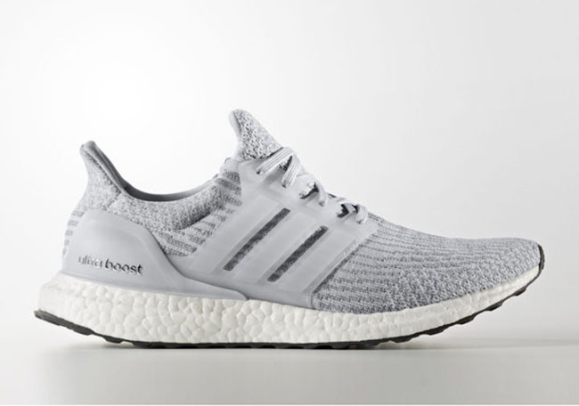 adidas Ultra Boost 3.0 Clear Grey