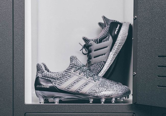 Adidas Unveils Ultra Boost Cleat \\ u0026 Ultra Boost 3.0 'Silver Pack'