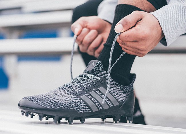 adidas Ultra Boost Cleat Triple Black
