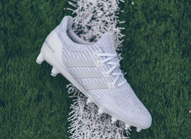 adidas Ultra Boost Cleat 'Triple White'