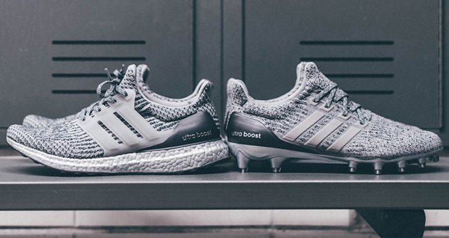 adidas Ultra Boost Silver Pack