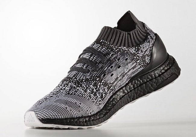 adidas Ultra Boost Uncaged Black Boost