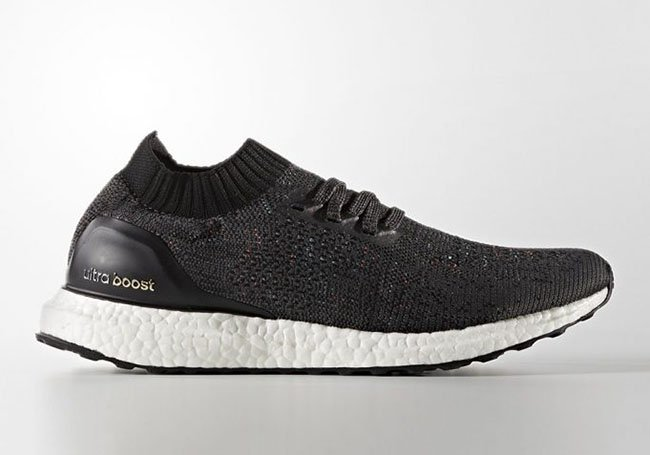 adidas Ultra Boost Uncaged Black Multicolor