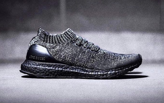 purchase cheap 4cd78 7e017 adidas Ultra Boost Uncaged Black Wool | SneakerFiles