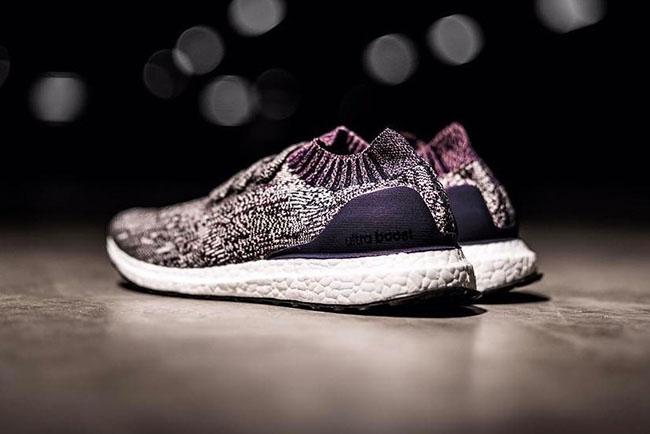 adidas Ultra Boost Uncaged Purple White