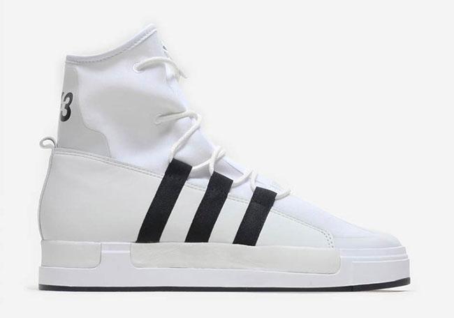 adidas Y-3 ATTA White Black