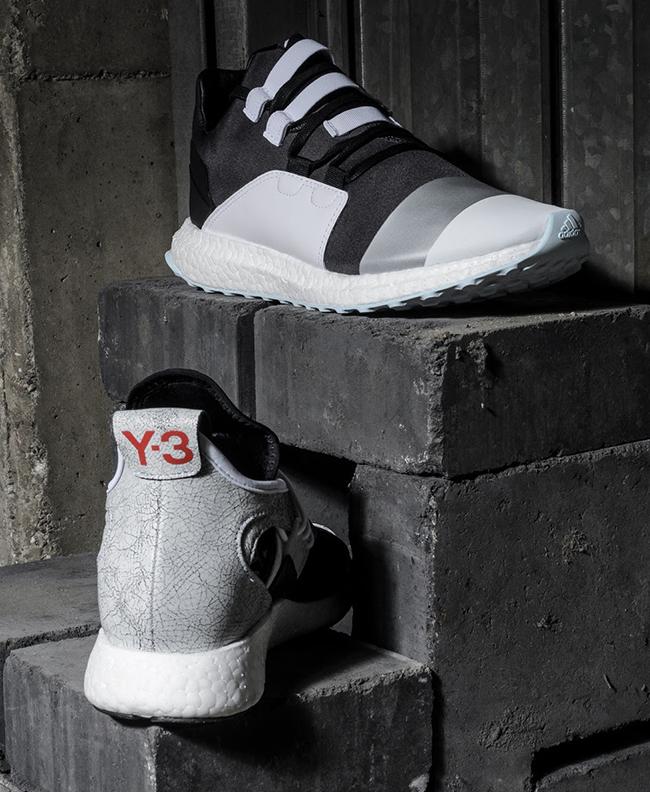 adidas Y-3 Spring 2017 Kozoko Qasa Boot Yohji Run