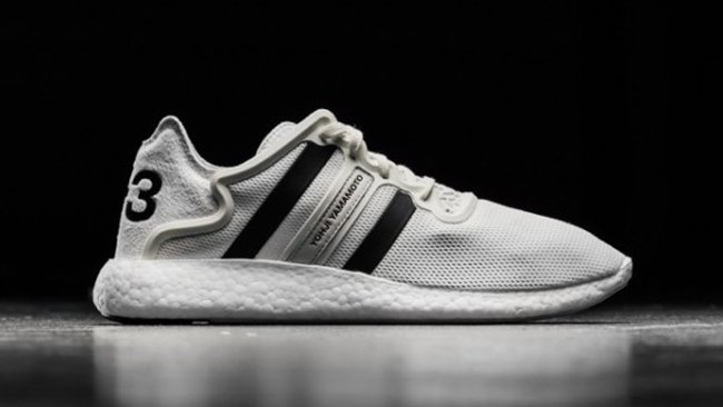 buy popular 34b46 442ba adidas Y-3 Yohji Boost Black White