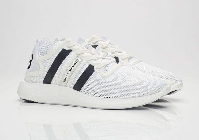 adidas Y 3 Yohji Run Boost Black Gum | SneakerFiles