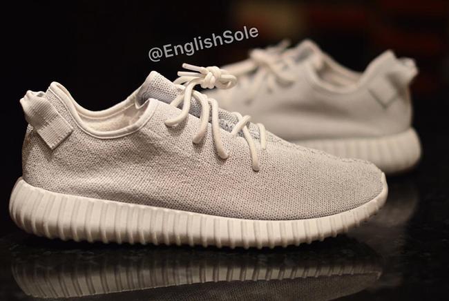 adidas Yeezy Boost 350 V1 Beluga White