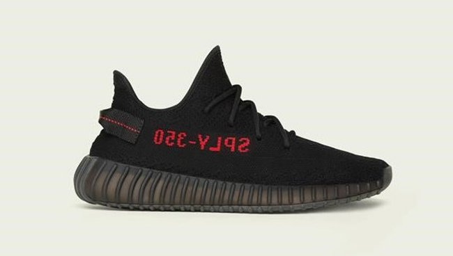 adidas Yeezy 350 Boost V2 Black Red Release Date