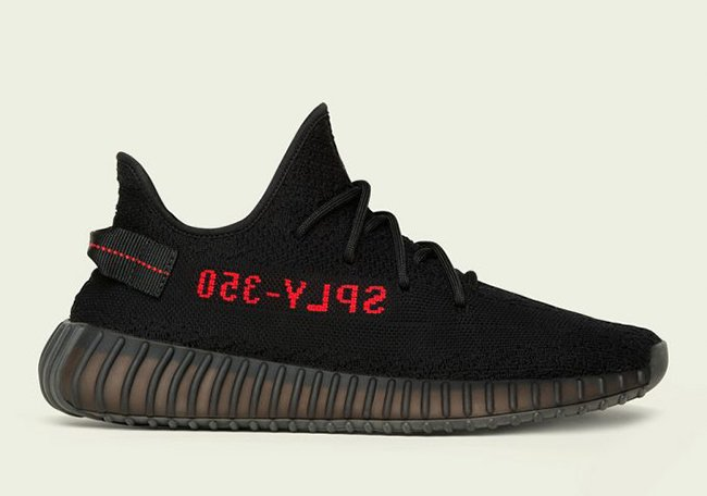 adidas Yeezy Boost 350 V2 Black Red February 11th
