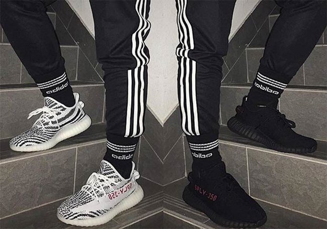 huge selection of 91d56 b9569 adidas Yeezy Boost 350 V2 February 2017 Release Dates ...