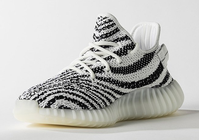 Shop Yeezy Boost 350 V2 Zebra Links Canada April 2017