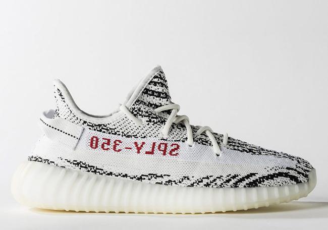 adidas Yeezy Boost 350 Zebra CP9654