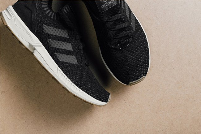 adidas ZX Flux Primeknit Core Black