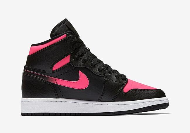 Air Jordan 1 GS Vivid Pink Release Date