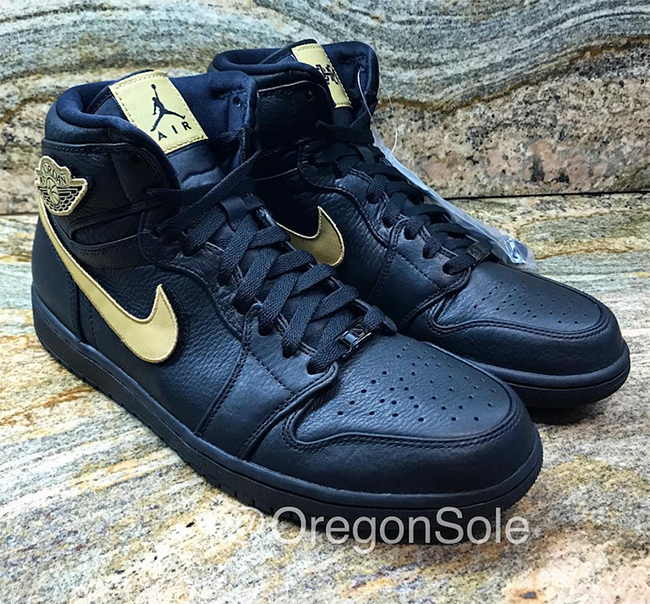 Air Jordan 1 High BHM 908656-001 2017