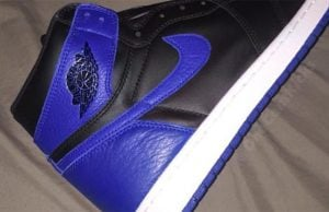 Air Jordan 1 Royal 2017