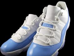 Air Jordan 11 Low Columbia Blue 528895-106