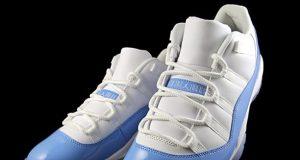 Air Jordan 11 Low Columbia Blue 528895-106