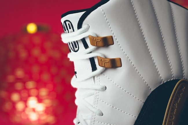Air Jordan 12 CNY Chinese New Year 881427-122