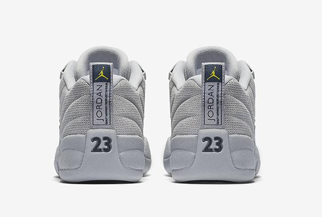 Air Jordan 12 Low Wolf Grey