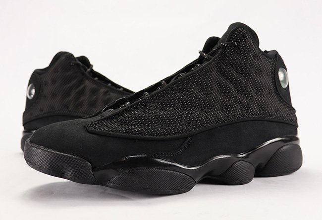Air Jordan 13 Black Cat Review On Feet