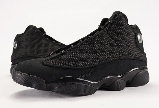 Air Jordan 13 Black Cat Review On Feet