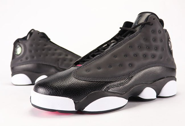 Air Jordan 13 Hyper Pink 3M 2017 Review