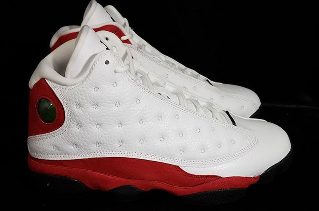 Air Jordan 13 OG Chicago White Red
