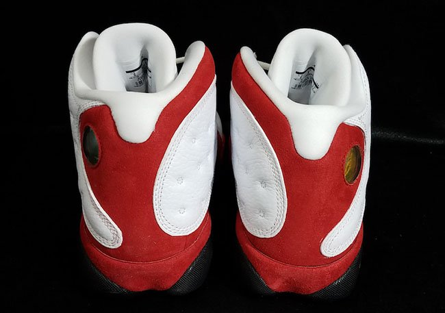 Air Jordan 13 OG Chicago White Red