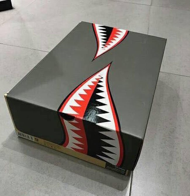 Air Jordan 5 Take Flight Box Packaging