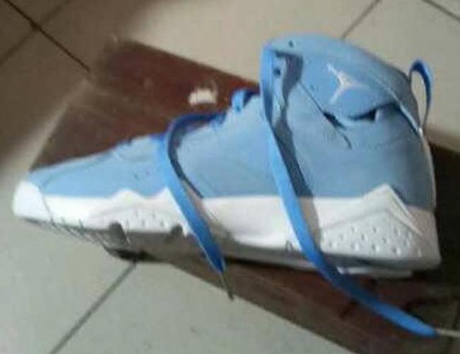 Air Jordan 7 Pantone Release Date