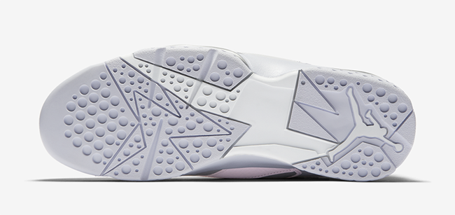 Air Jordan 7 White Metallic Silver Release Date