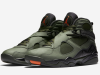 Air Jordan 8 Take Flight Sequoia