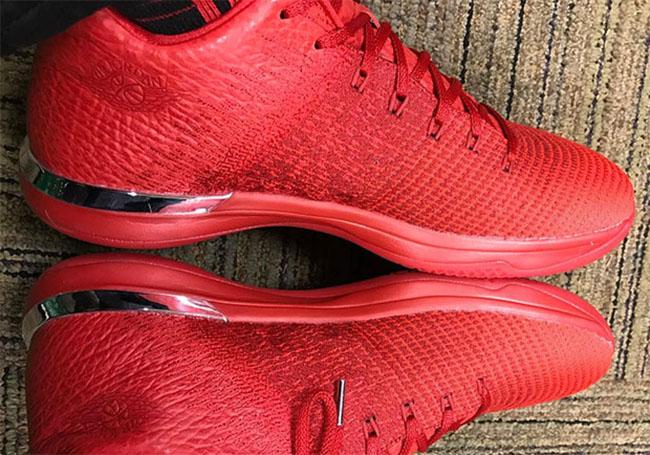 Air Jordan XXX1 31 Low Red