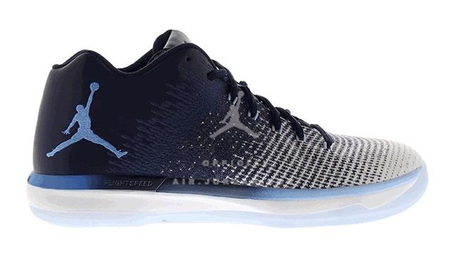 Air Jordan XXX1 Low Blue White