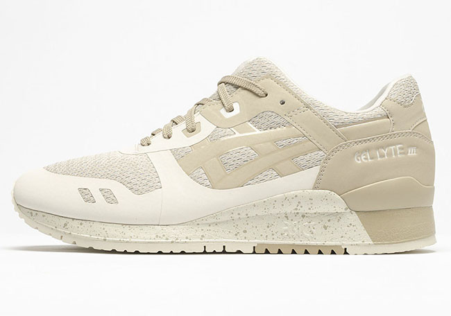 Asics Gel Lyte III NS Birch Sandy Tan