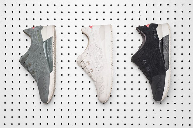 Asics Gel Lyte III Perforated Pack