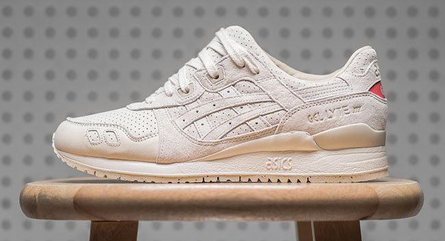 Asics Gel Lyte III Perforated Pack Birch