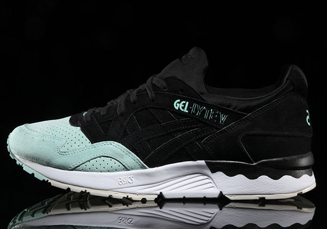 Asics Gel Lyte V Mint Toe