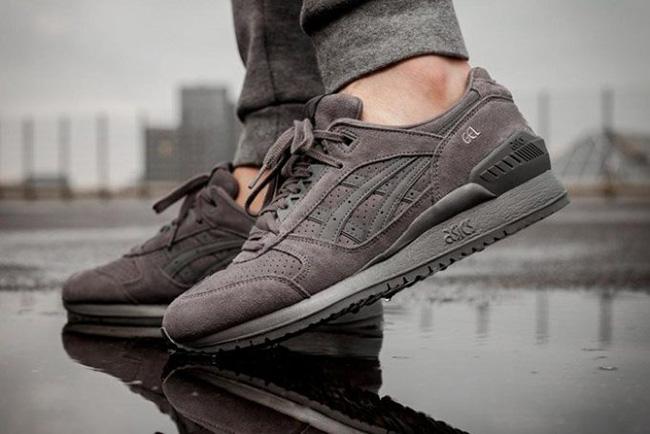 Asics Gel Respector Carbon | SneakerFiles