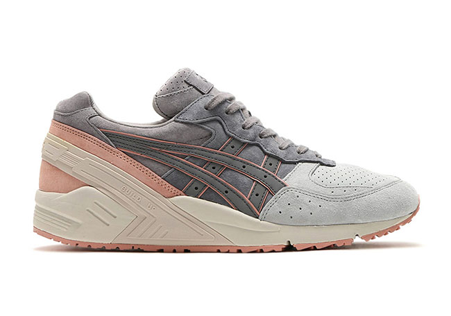 Asics Gel Sight Grey Pink